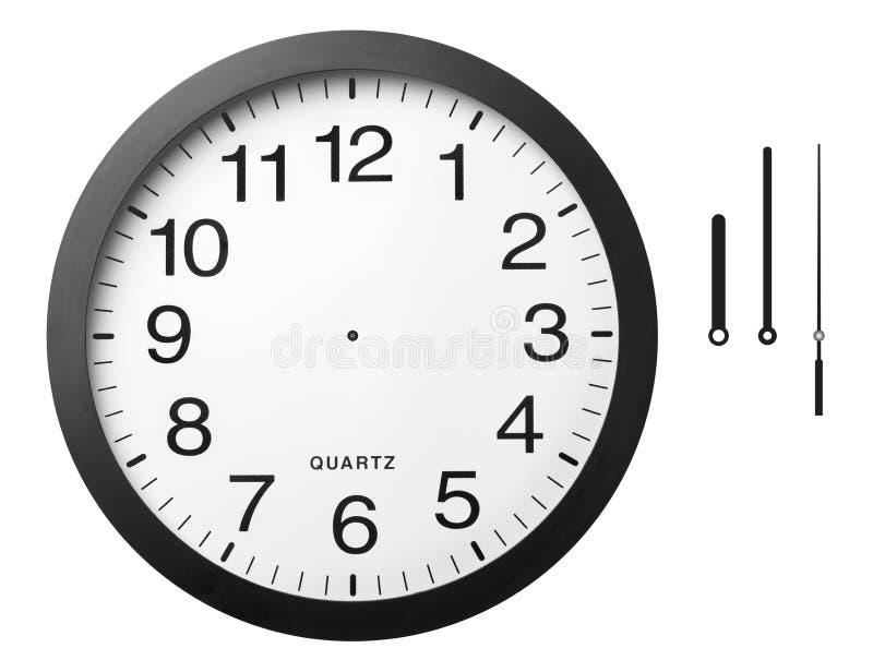 офис часов стоковые изображения