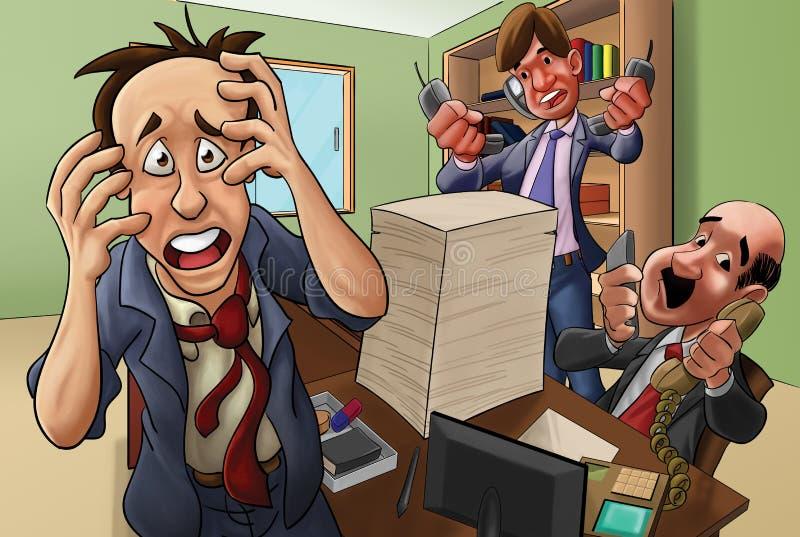 офис бесплатная иллюстрация