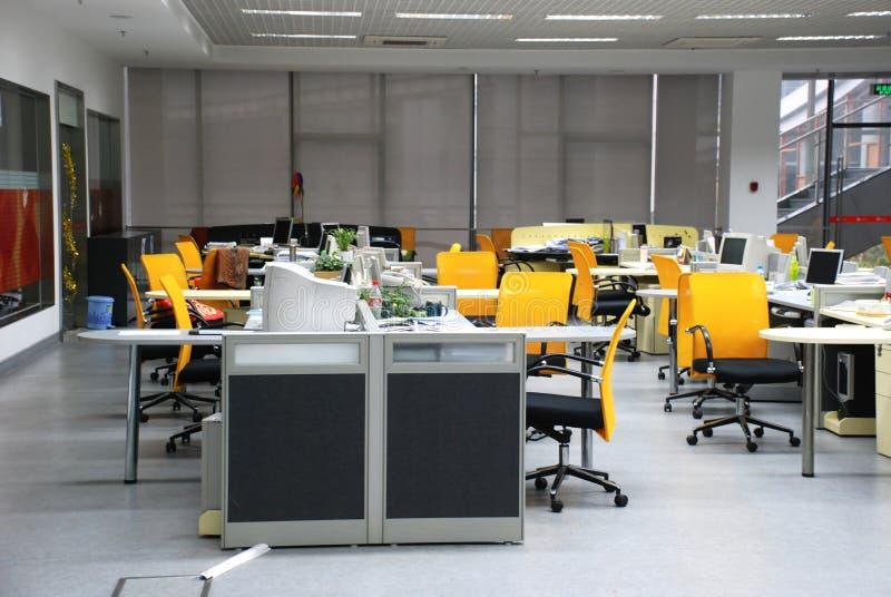 офис Стоковое Изображение
