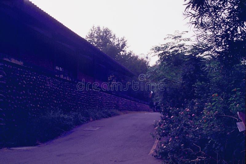 Официальная резиденция Shilin рядом стоковые изображения rf