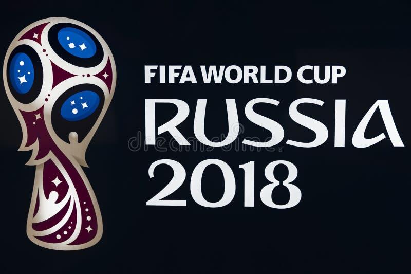 Официальная эмблема WC 2018