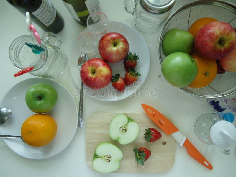 Официальныйо обед стоковое изображение
