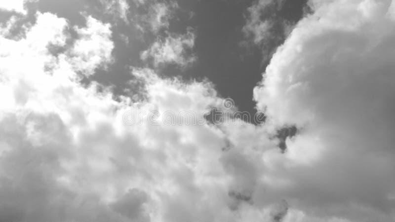 Охват облака стоковые фотографии rf