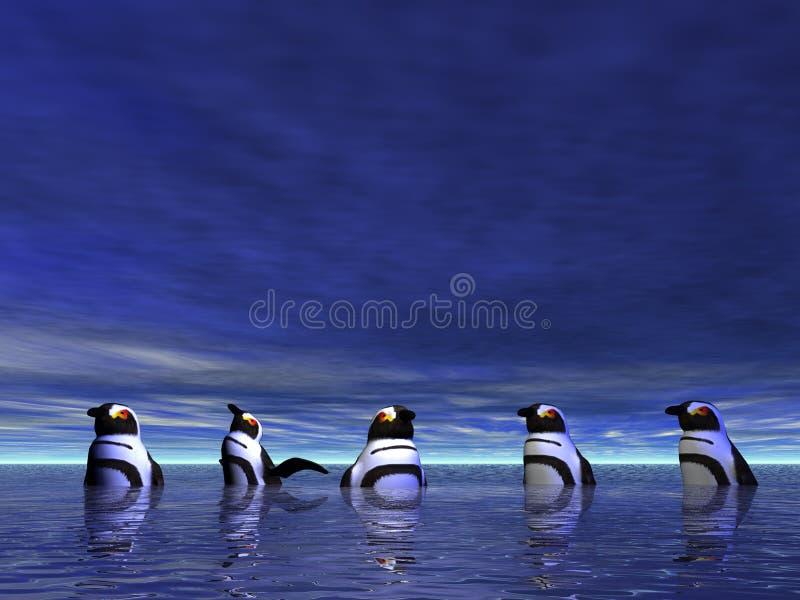 Download охладьте dip иллюстрация штока. иллюстрации насчитывающей птиц - 495790