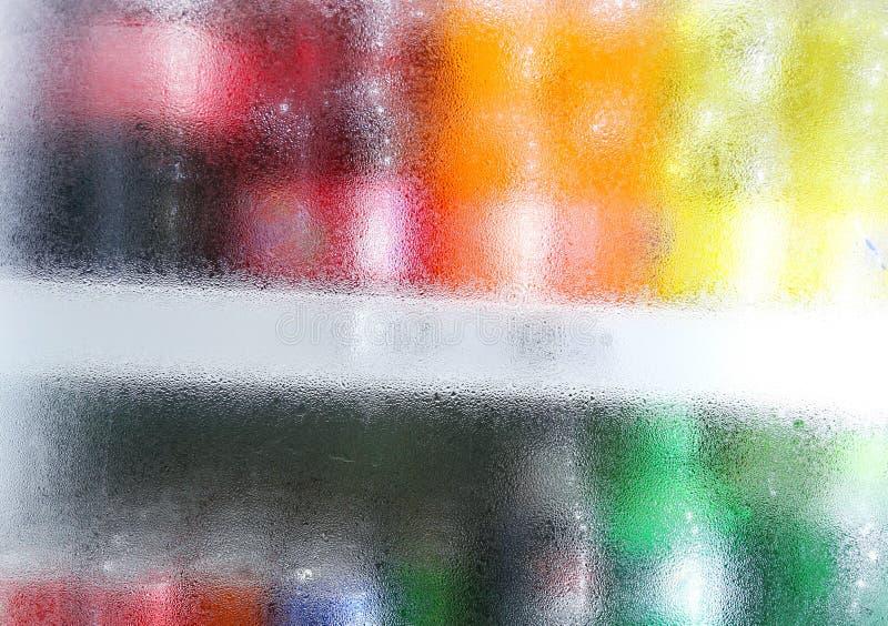 Охладители стены конденсации стоковые изображения rf