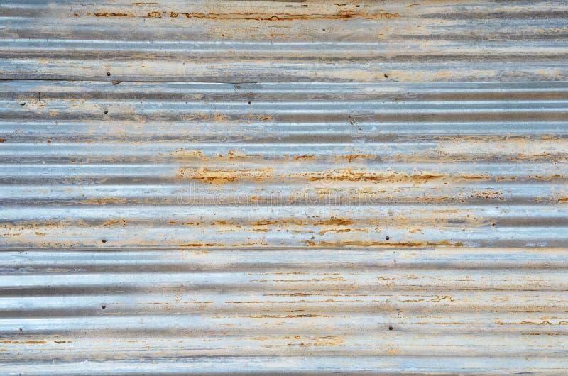 Оцинкованная сталь стоковая фотография rf
