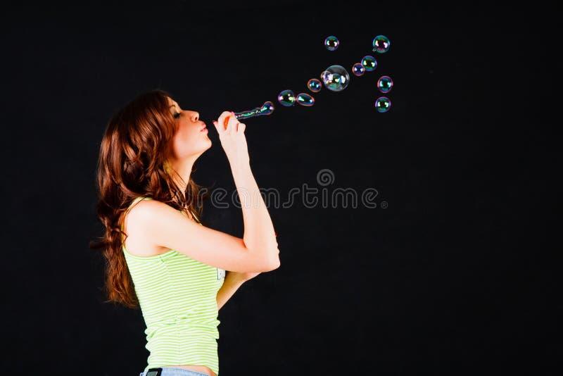 очаровывать шариков красивейший препятствует мылу стоковое изображение rf