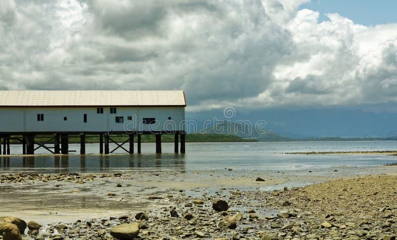 Очаруйте к Port Douglas 8521 стоковые изображения