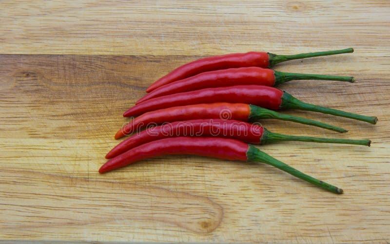 Очень вкусное красного chili свинины тапиоки пряное очень стоковое фото rf