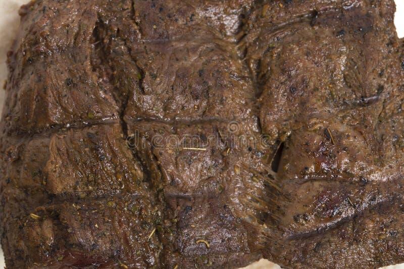 Очень вкусный стейк говядины стоковое фото rf