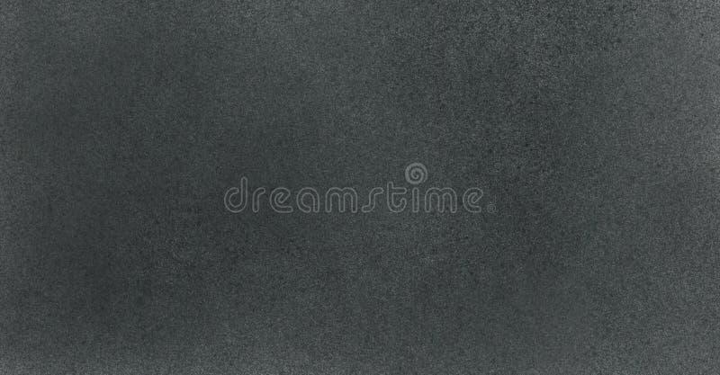 ОЧЕНЬ разрешение ВЫСОТЫ Обои с влиянием airbrush Черная текстура хода акрила на белой бумаге Разбросанная грязь стоковая фотография rf