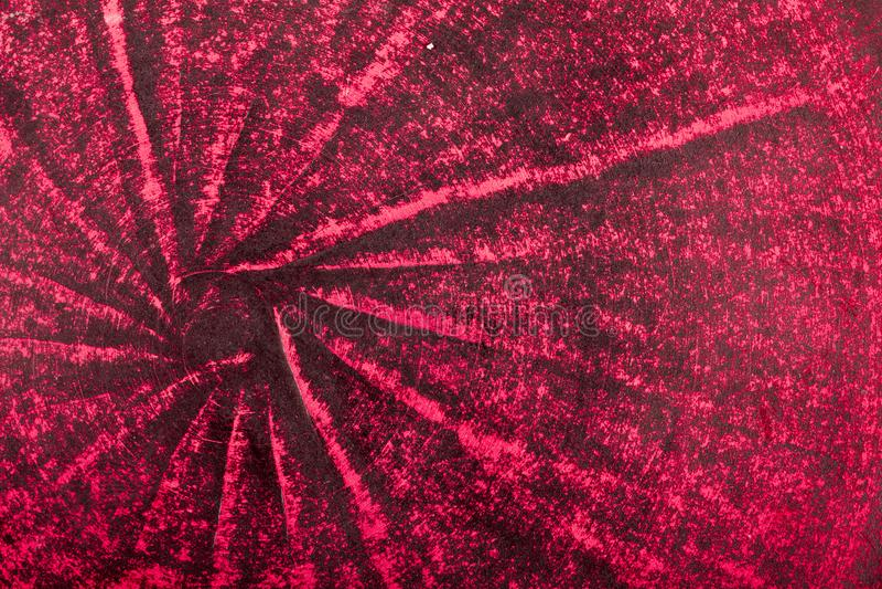 Очень старые красные предпосылка или текстура стены grunge стоковое фото