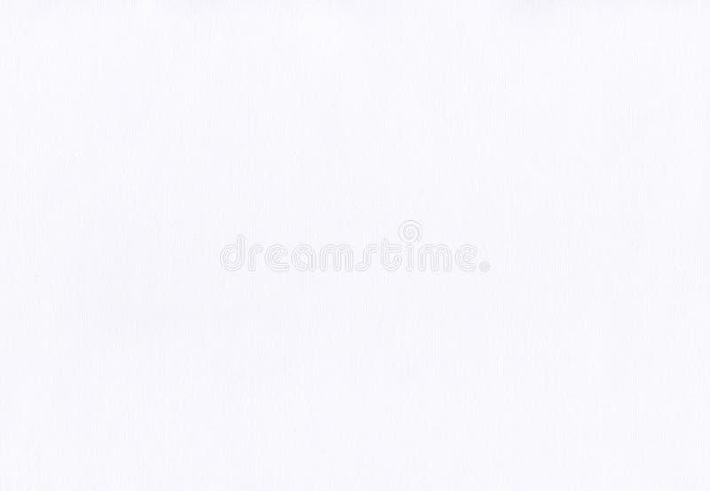 Очистите текстуру белой бумаги стоковое изображение rf