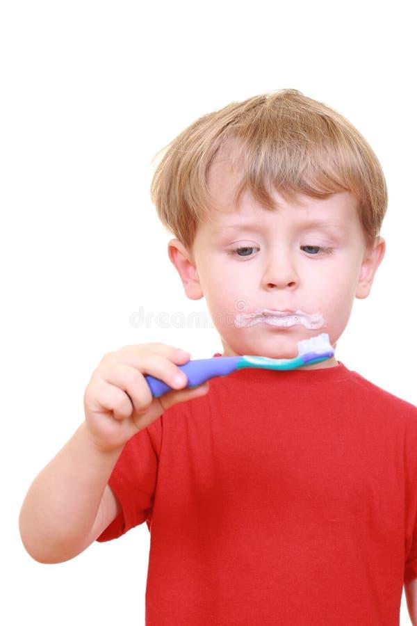 очистьте зубы стоковые фотографии rf