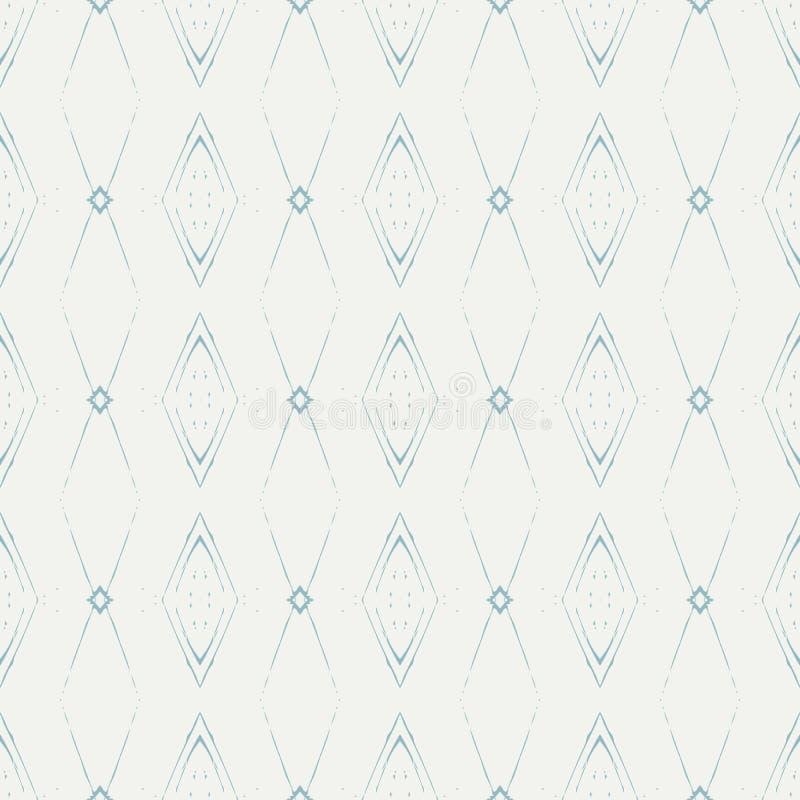 Очистьте конструкцию, безшовную линейную картину вектора бесплатная иллюстрация