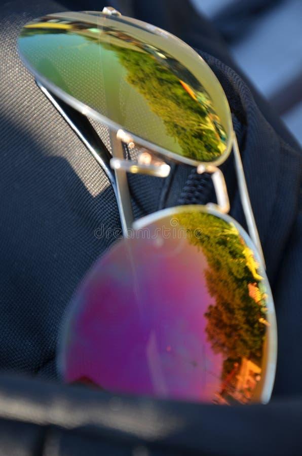 Очки стоковая фотография rf