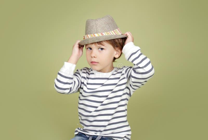 Одежда и мода детей стоковая фотография rf