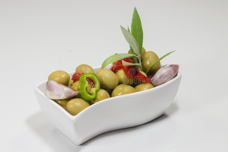 оливки стоковое фото