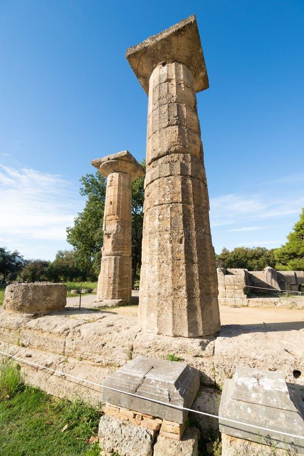 Олимпия стоковое изображение rf