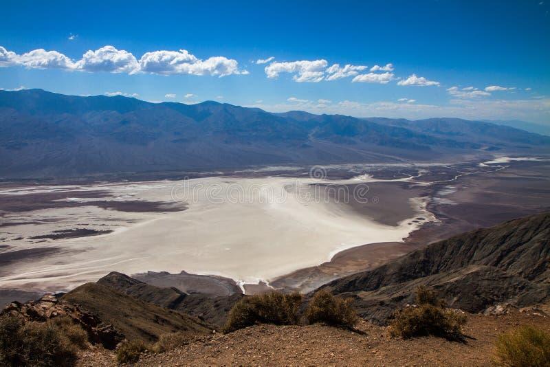 долина смерти стоковое изображение rf