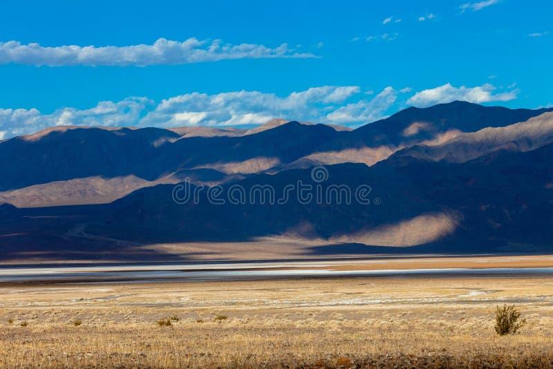 долина смерти стоковое фото
