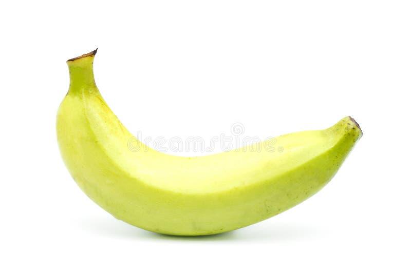 Одиночный банан стоковое изображение rf