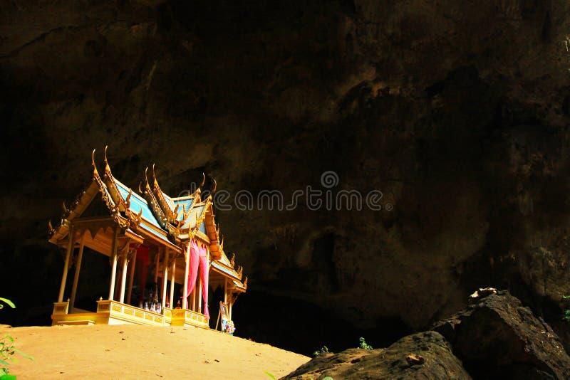 Павильон Khuha Kharuehat, пещера Phraya Nakhon, Таиланд стоковое изображение rf