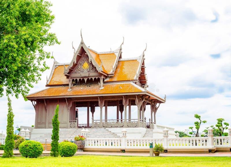 Павильон Santi chai prakan, Бангкок Таиланд стоковая фотография