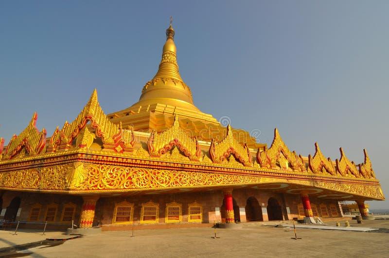 Пагода Мумбая стоковые изображения rf