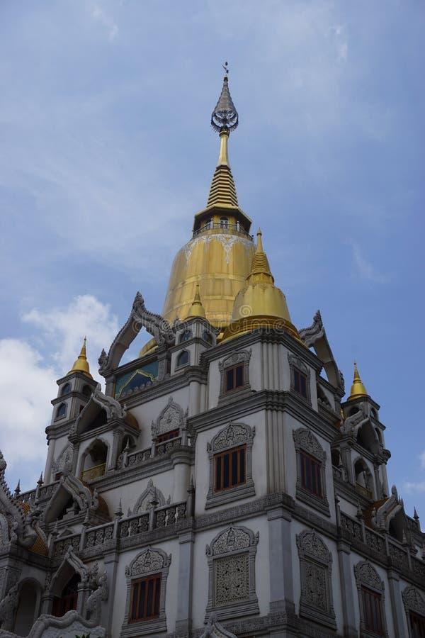 Пагода Buu длинная стоковые фото