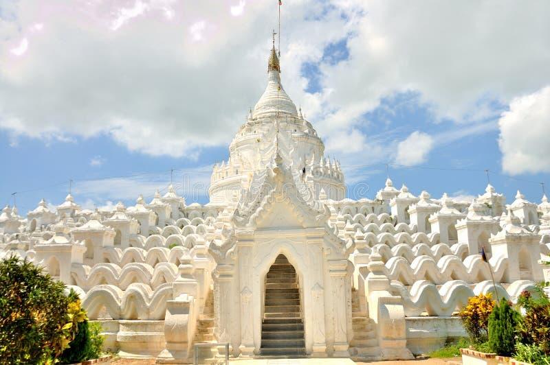 Пагода Hsinphyumae стоковая фотография