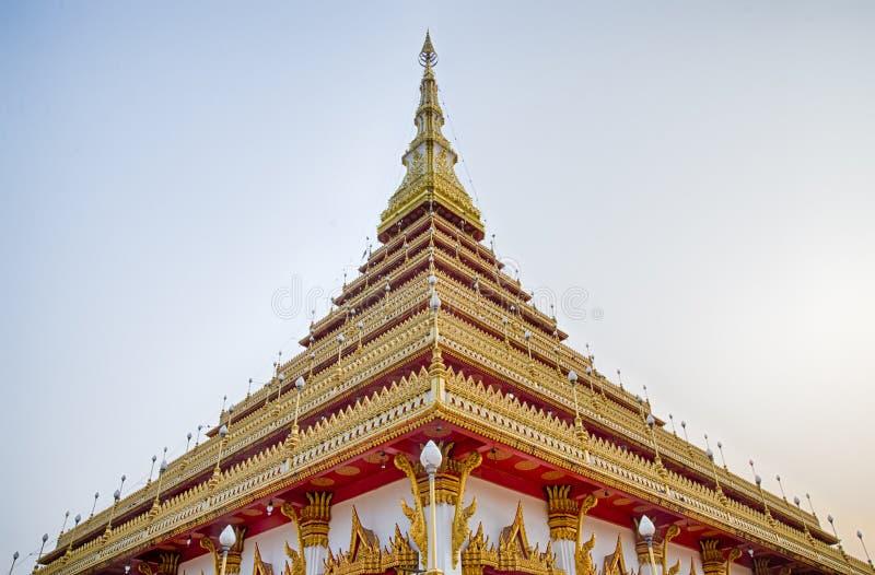 Пагода Maha стоковые изображения rf