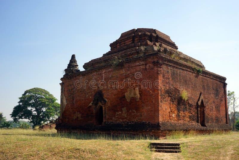 Пагода Payahtaung стоковые фотографии rf