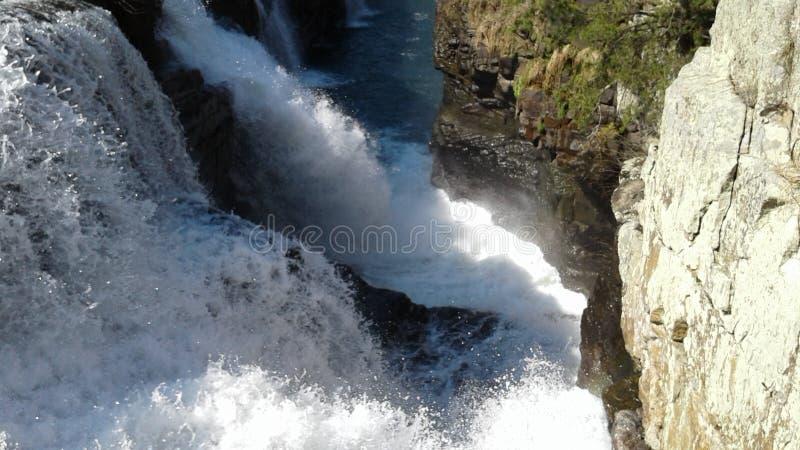 падения высокие стоковая фотография rf