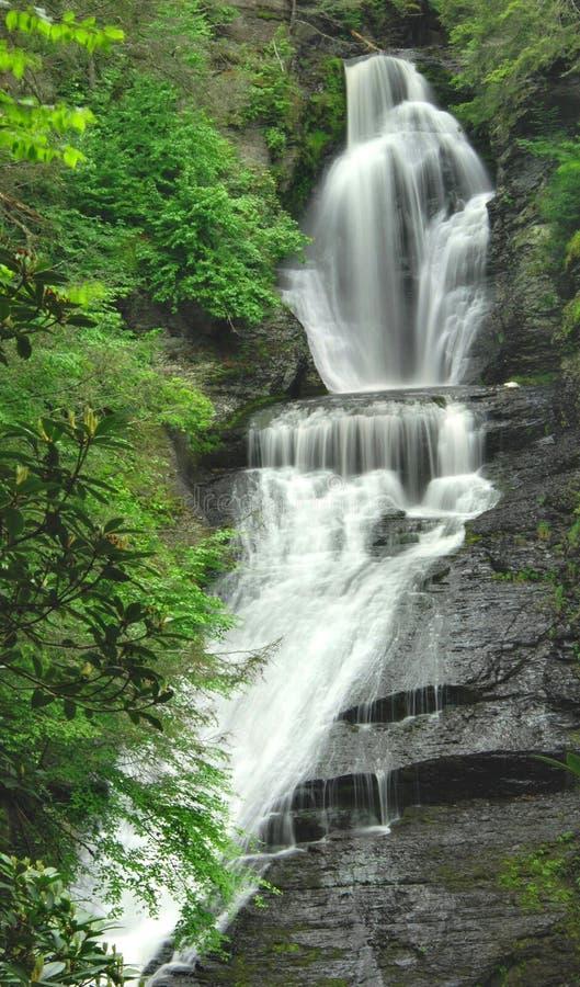падения Пенсильвания dingmans стоковая фотография rf
