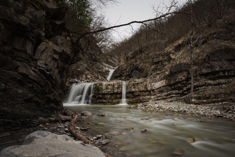 Падения реки Perino стоковые изображения