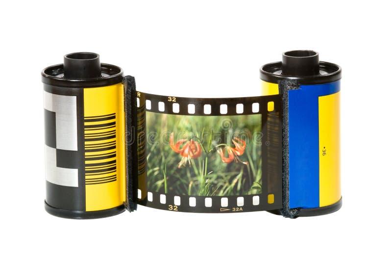 пакеты пленки стоковая фотография rf