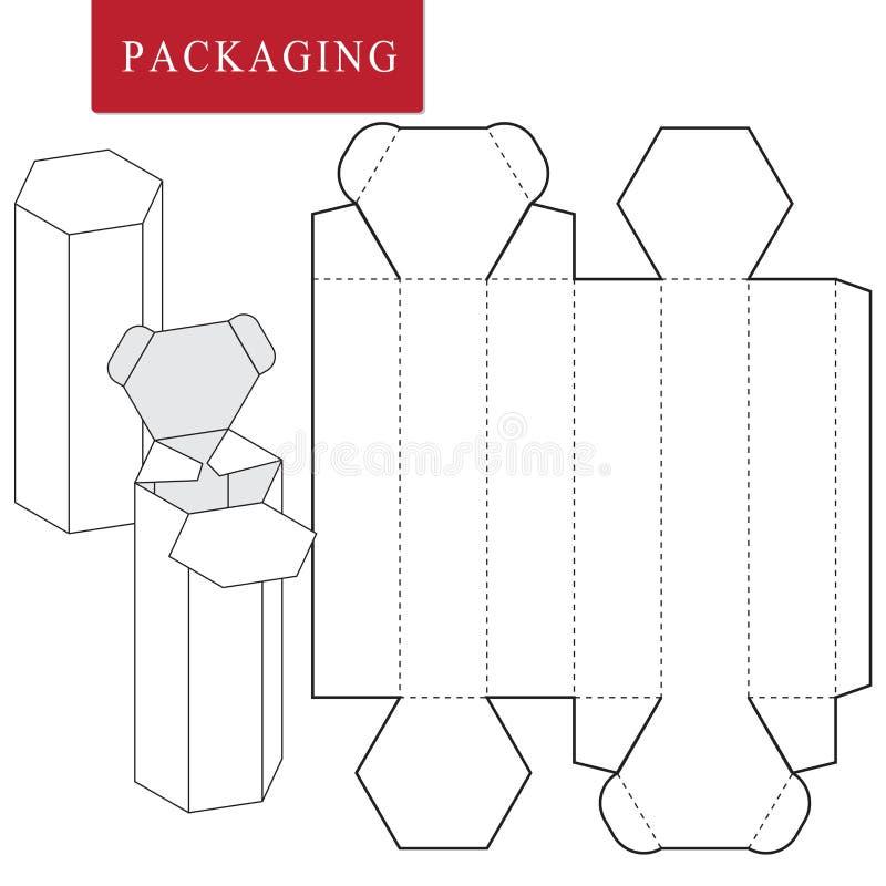 Пакет для объекта : иллюстрация штока
