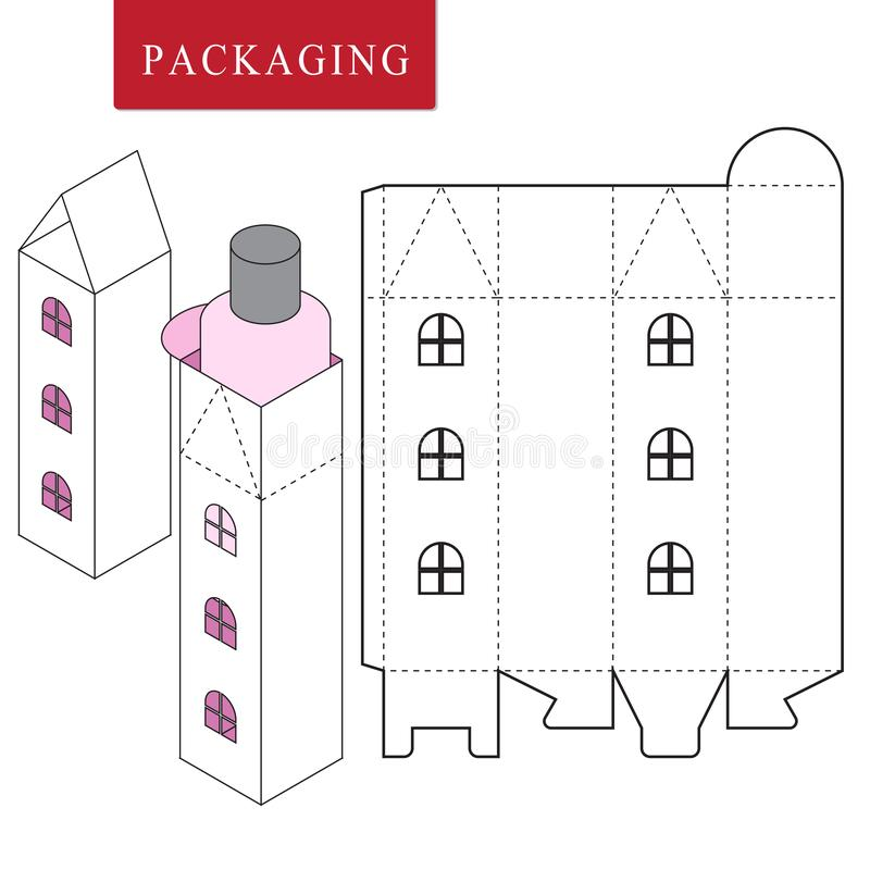 Пакет для объекта r бесплатная иллюстрация