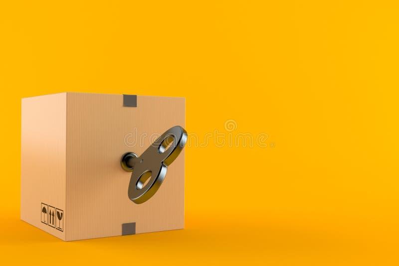 Пакет с ключом clockwork бесплатная иллюстрация