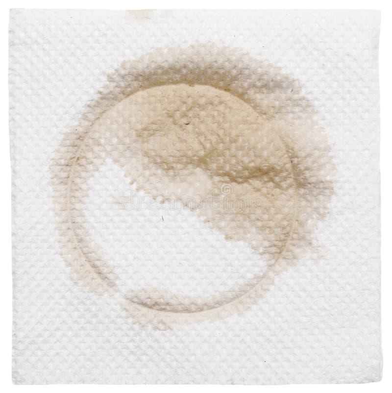 Пакостная салфетка стоковое фото rf