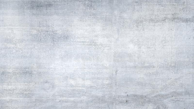 Пакостная серая бетонная стена стоковые фотографии rf