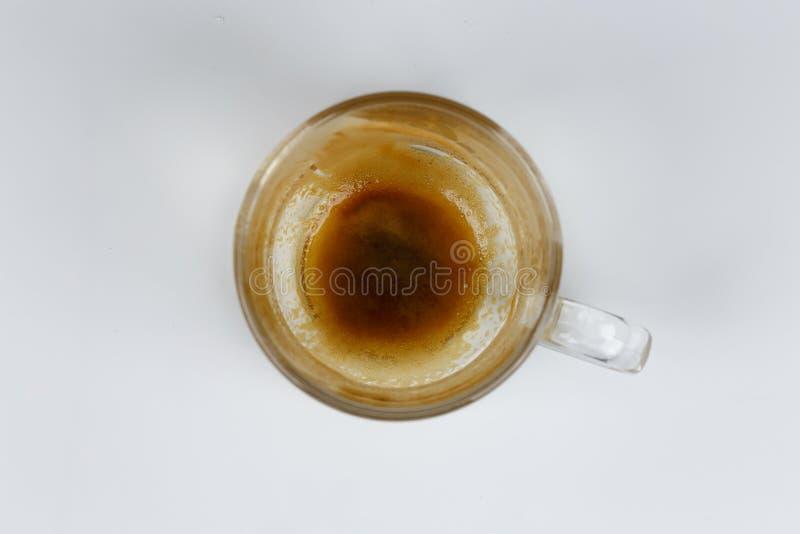 Пакостная чашка стоковое фото