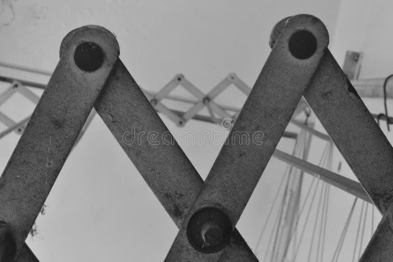 Пакостные и грубые линии стоковая фотография rf