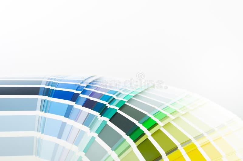 Палитра образца цвета - реновация и концепция украшения стоковые изображения rf