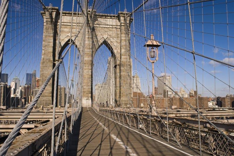 палуба моста стоковые фото