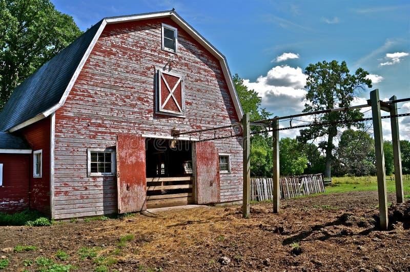 Памяти скотного двора стоковые изображения
