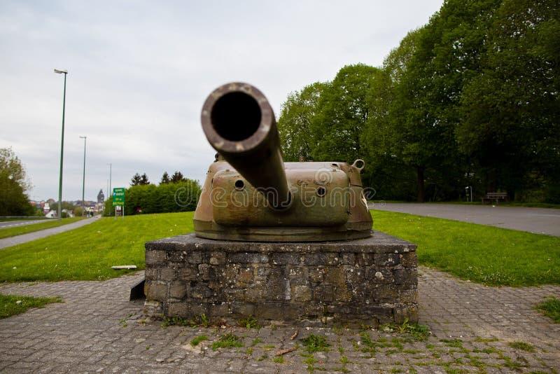 Памятник армии США в Bastogne, Бельгии стоковая фотография