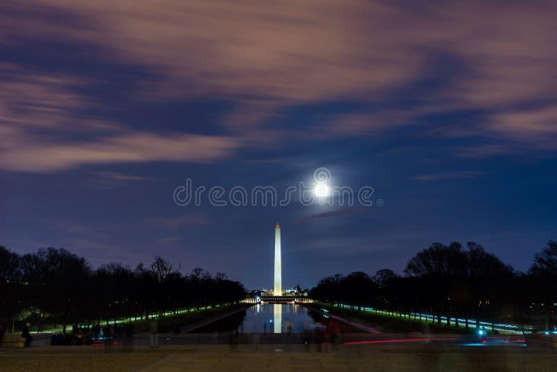 Памятник Вашингтона стоковые фото
