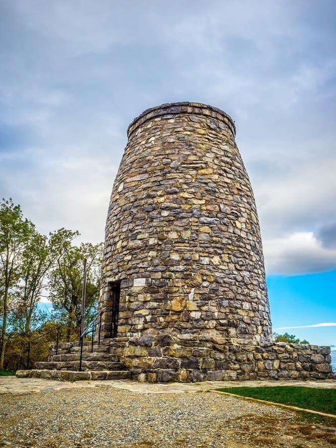 Памятник Вашингтона, Мэриленд стоковые изображения rf